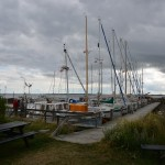 Kleiner Hafen von Birkholm