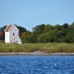 Kirche auf Drejö